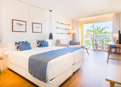 Hotelzimmer mit Tischtennis im Club del Sol Aparthotel