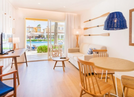 Hotelzimmer mit Minigolf im Club del Sol Aparthotel