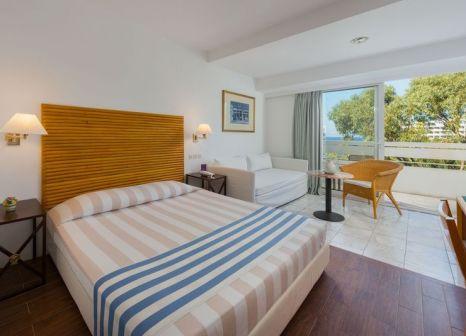 Hotelzimmer mit Volleyball im Dionysos