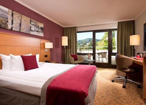 Hotelzimmer mit Tischtennis im Leonardo Royal Hotel Baden-Baden