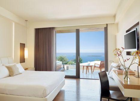 Hotelzimmer mit Tischtennis im Cavo Olympo Luxury Resort & Spa