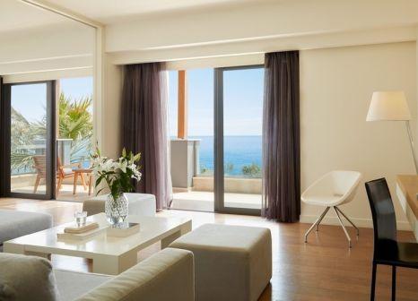 Hotelzimmer mit Tischtennis im Cavo Olympo Luxury Hotel & Spa