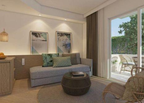 Hotelzimmer mit Volleyball im JS Portocolom Suites