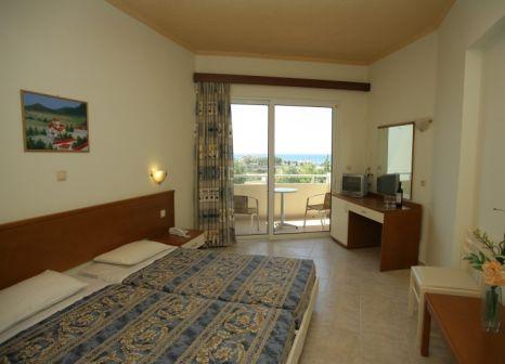 Hotelzimmer mit Tischtennis im Relax