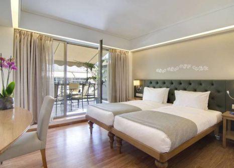 Hotelzimmer mit Fitness im Titania Hotel