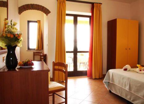 Hotelzimmer mit Tennis im Residenza Luzia Agriresort