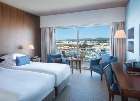 Hotelzimmer mit Mountainbike im Tivoli Marina Vilamoura Algarve Resort