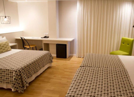 Hotelzimmer mit Golf im ALEGRIA Plaza Paris