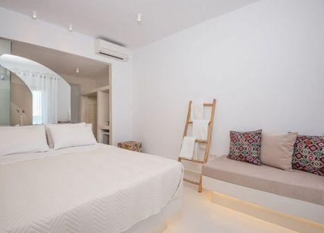 Hotelzimmer mit Yoga im Sunrise Mykonos - Agrari Beach Hotel