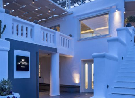 Hotel Mykonos Princess günstig bei weg.de buchen - Bild von LMX International