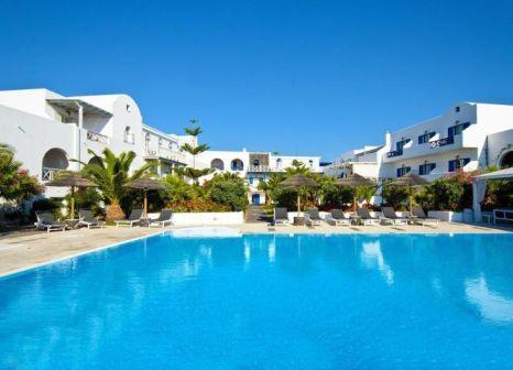 Hotel Mediterranean White in Santorin - Bild von LMX International