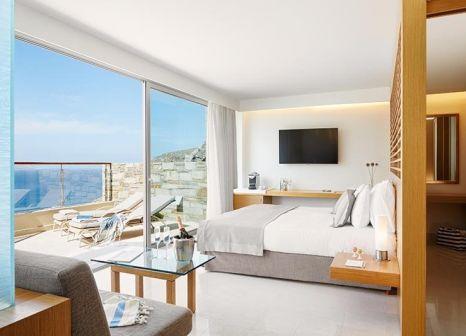 Hotelzimmer mit Tennis im Lindos Blu Luxury Hotel & Suites