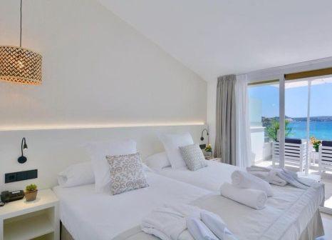 Hotelzimmer mit Mountainbike im Paguera Treff Boutique Hotel