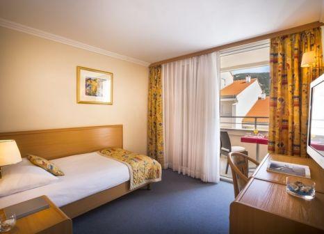 Hotelzimmer mit Mountainbike im Corinthia Baška Sunny Hotel by Valamar