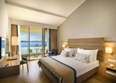 Hotelzimmer mit Volleyball im Valamar Argosy Hotel