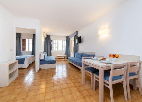 Hotelzimmer mit Volleyball im Apartamentos Casa Vida