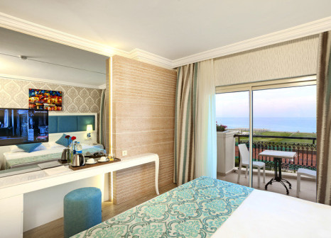 Hotelzimmer mit Volleyball im Heaven Beach Resort & Spa