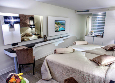 Hotelzimmer mit Tischtennis im Rixos Libertas Dubrovnik