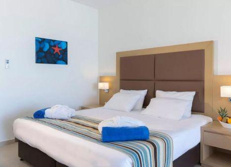 Hotelzimmer mit Volleyball im lti Asterias Beach Resort