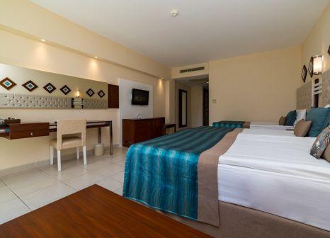 Hotelzimmer mit Volleyball im Kamelya K Club