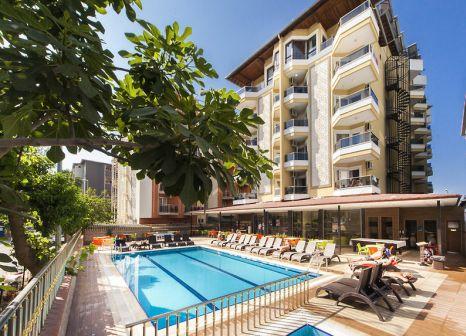 Hotel Kleopatra Ada Beach in Türkische Riviera - Bild von LMX International