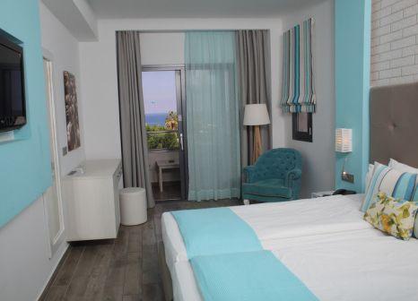 Hotelzimmer mit Fitness im Kyknos Beach Hotel & Bungalows