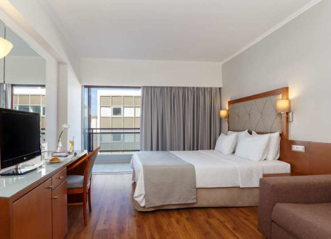 Hotelzimmer mit Yoga im Best Western Rhodes Plaza Hotel