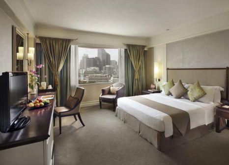 Hotelzimmer mit Minigolf im Dusit Thani Bangkok