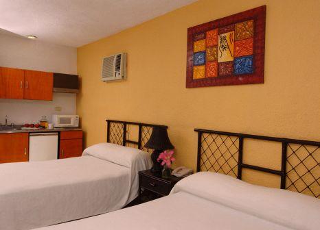 Hotelzimmer mit Golf im Hotel Faranda Imperial Laguna Cancun