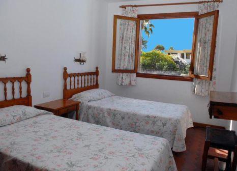 Hotelzimmer mit Golf im Apartamentos Las Orquideas