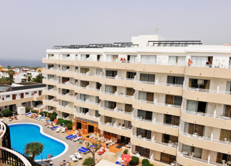 Hotel Coral California in Teneriffa - Bild von LMX Live