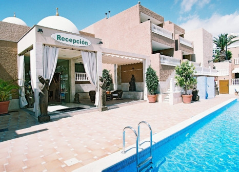 Hotel Parque de las Americas in Teneriffa - Bild von LMX Live