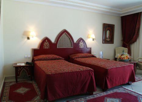 Hotelzimmer mit Mountainbike im Mogador AL MADINA