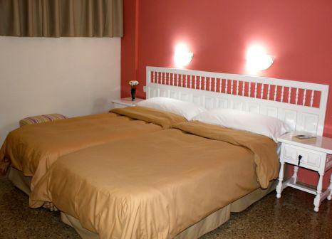 Hotelzimmer mit Minigolf im Apartamentos Tarahal