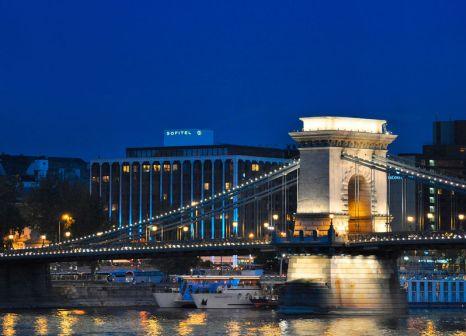 Hotel Sofitel Budapest Chain Bridge günstig bei weg.de buchen - Bild von LMX Live