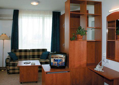 Hotelzimmer mit Sandstrand im Hotel Frederic Joliot Curie