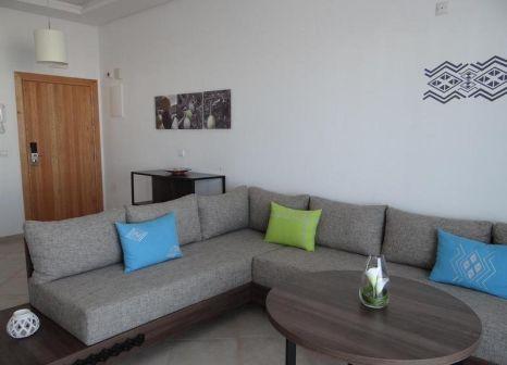 Hotelzimmer mit Tennis im Lunja Village