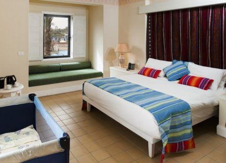 Hotelzimmer mit Volleyball im Siva Port Ghalib
