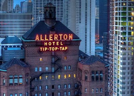 Hotel Warwick Allerton Chicago günstig bei weg.de buchen - Bild von LMX Live