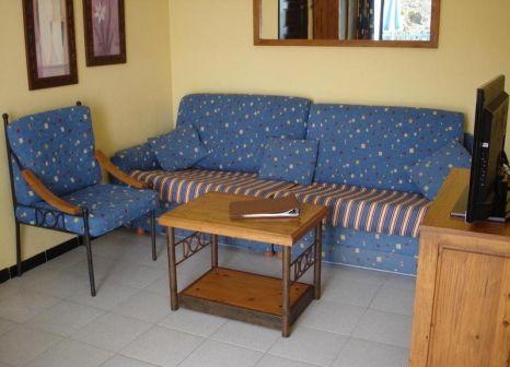 Hotelzimmer mit Tischtennis im Cala Blanca