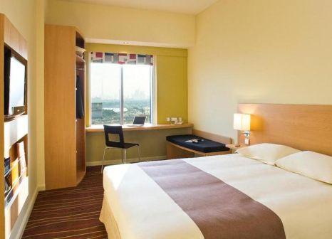 Hotelzimmer mit Pool im ibis Dubai Mall of the Emirates