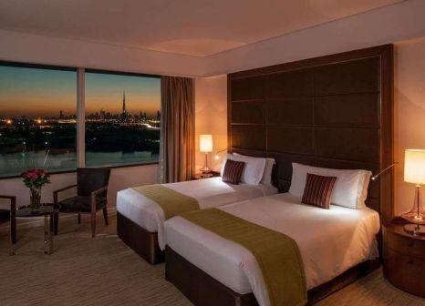 Hotelzimmer mit Fitness im Crowne Plaza Dubai - Festival City