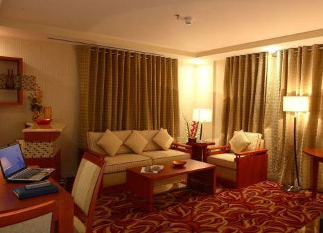 Hotelzimmer mit Aerobic im Grand Central Hotel