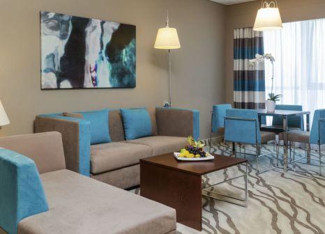 Hotelzimmer mit Animationsprogramm im Novotel Dubai Al Barsha