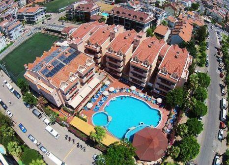 Begonville Hotel Marmaris in Türkische Ägäisregion - Bild von LMX Live