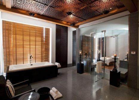 Hotelzimmer mit Golf im The Chedi Muscat