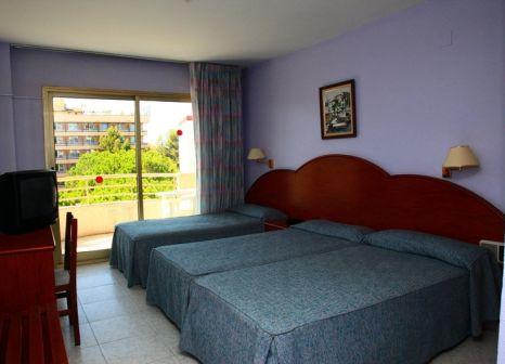 Hotelzimmer mit Mountainbike im Ohtels Playa de Oro Park