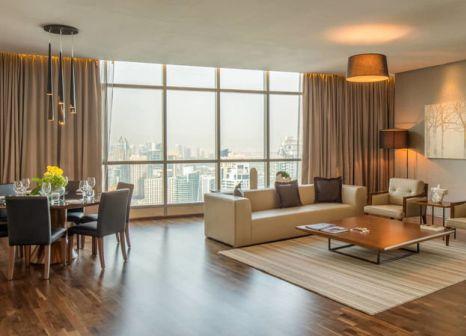 Hotelzimmer mit Tennis im Intercontinental Dubai Marina