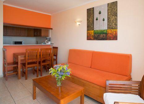 Hotelzimmer mit Minigolf im Apartamentos Caribe