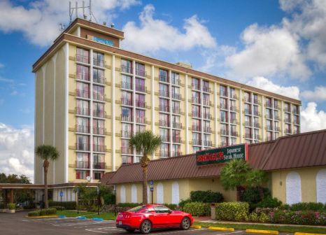 Hotel Rosen Inn günstig bei weg.de buchen - Bild von LMX Live
